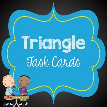 Triangle Task Cards