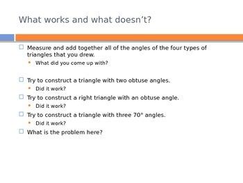 Triangles!