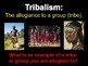 Tribal African Society