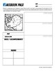 Triceratops -- 10 Resources -- Coloring Pages, Reading & A