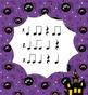 Trick-Or-Treat: Rhythm Level 1 (Ta, Ti-Ti, Shh)
