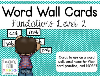 Trick Word Cards!
