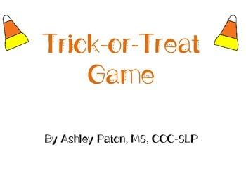 Trick-or-Treat Freebie Game