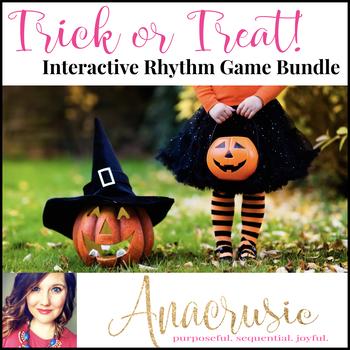 Trick or Treat! Halloween Rhythm Game Bundle