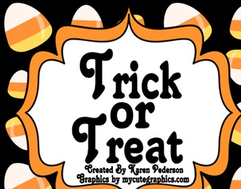 Trick or Treat  How to Teach 2-Digit Addition With Regroup