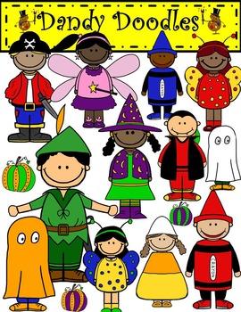Trick or Treat Halloween Costumes