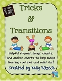 Tricks and Transitions~ Rhymes & Songs for Typical Classro