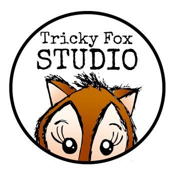 Tricky Fox Studio: Killer Logo You Need to Credit My Work