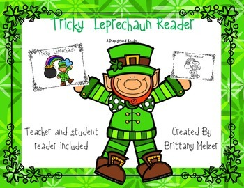 Tricky Leprechaun Reader