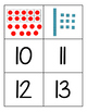 Tricky Teens Place Value Matching Game