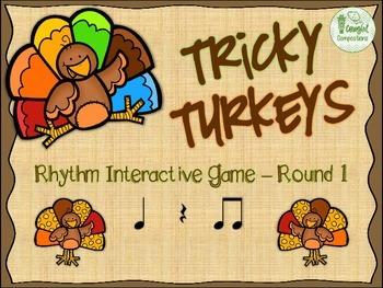 Tricky Turkeys - Round 1 (Ta/Rest and Ti-Ti)