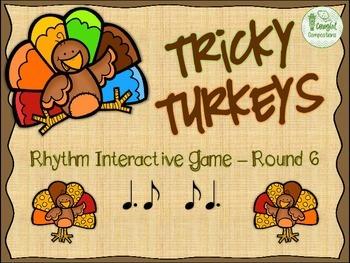 Tricky Turkeys - Round 6 (Tam-Ti and Ti-Tam)
