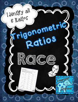 Trig Ratios Race Game