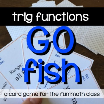 Trigonometry - GOfish game