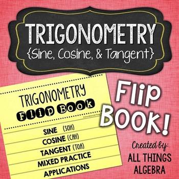 Trigonometry Flip Book