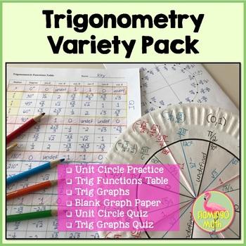 PreCalculus: Trigonometry Variety Pack