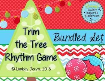 Trim the Tree Rhythm Game: Bundled Set
