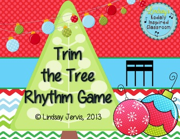 Trim the Tree Rhythm Game: tiri-tiri