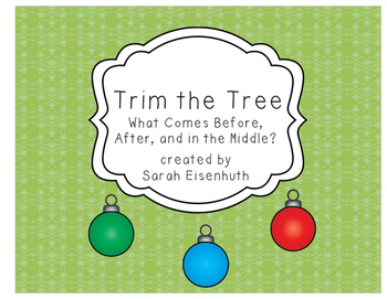 Trim the Tree - What Comes Before, After, and in the Middl
