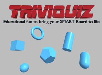 Triviquiz - Educational fun quiz game to bring your SMART