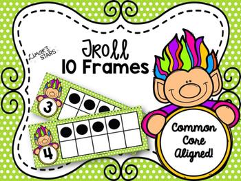 Troll 10 Frames