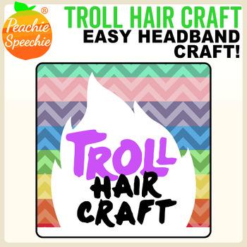 Troll Hair Craft