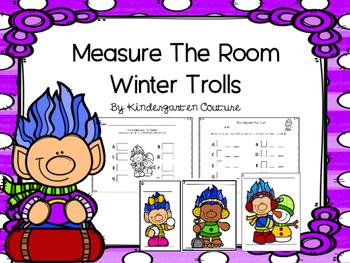Trolls Measure The Room (Winter)