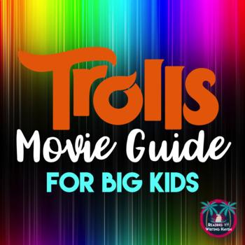Trolls Movie Guide for Big Kids