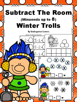 Trolls Subtract The Room -Winter