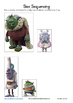 Trolls Tot and Preschool Mini Pack