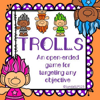 Trolls  (open ended card game)