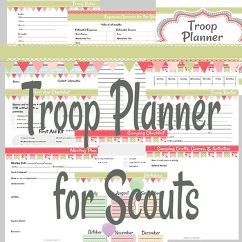 Troop Planner for Scouts