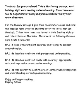 Trophies Book 3 Here and There Fluency Passages