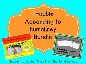 Trouble According to Humphrey Bundle