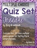 Trouble Quiz Set