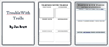 Trouble With Trolls Printable Activities
