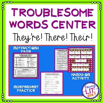 Troublesome Words Center