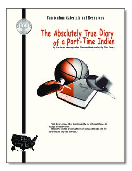 """""""The Absolutely True Diary of a Part-Time Indian"""" EDITABLE"""