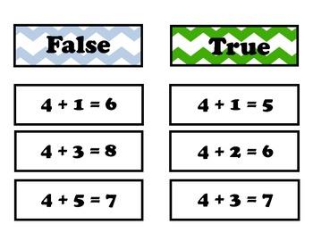True / False Game 4 Facts