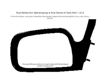 True Reflection- Confidence, self-esteem, peer pressure