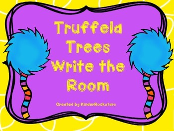 Write the Room Truffela Tree