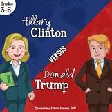 Trump VS Clinton - Presidential Election 2016 - Comparing