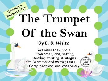 Trumpet of the Swan by E. B. White: A Complete Novel Study!