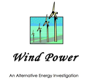 Try Before You Buy! NGSS mini unit: Alternative Energy: Wi