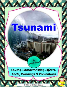Tsunami - Causes, Characteristics, Effects, Facts and Prev