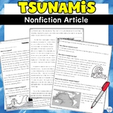 Tsunami Nonfiction Article