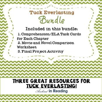 Tuck Everlasting Bundle