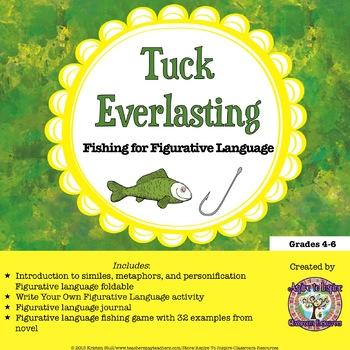 Tuck Everlasting: Fishing for Figurative Language
