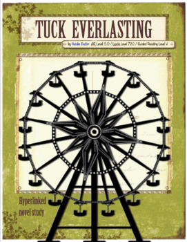 Tuck Everlasting - Interactive Book Project
