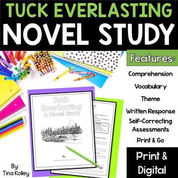 Tuck Everlasting Novel Study